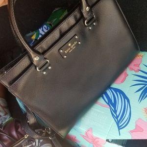 Kate spade Wellesley handbag.. used twice